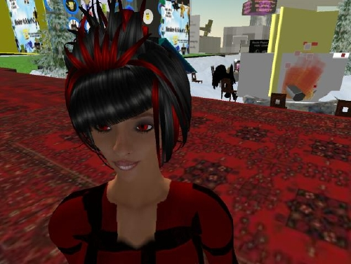 Spaink in Second Life