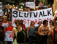 Slutwalk in Amsterdam, 2011